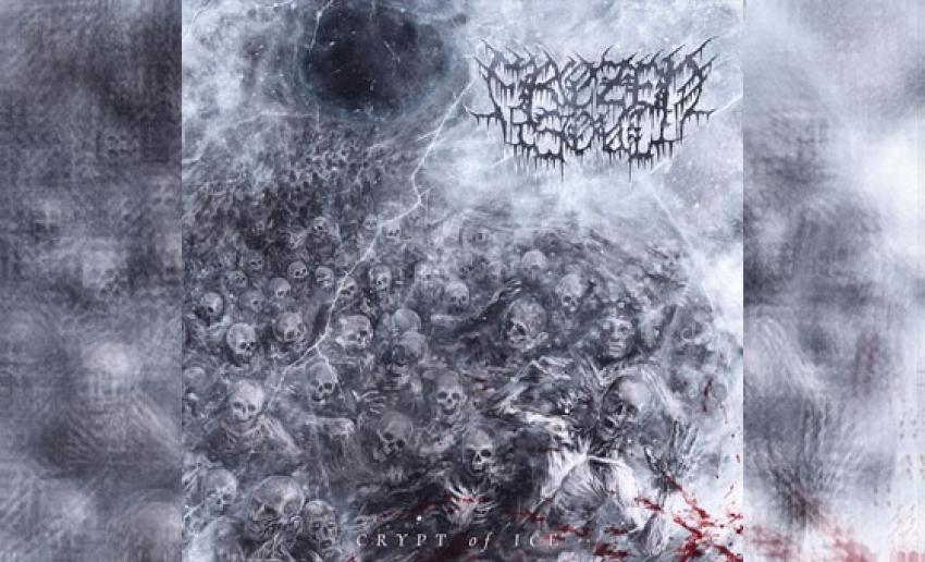 FROZEN SOUL - Crypt Of Ice