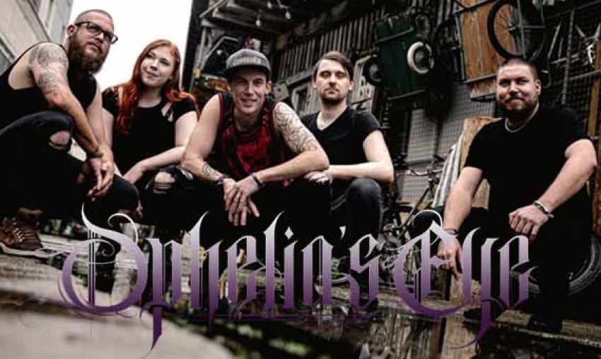 OPHELIA'S EYE releasen «Fight For Us» als Online-Release/EP-Single