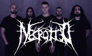 NECROTTED mit dritter digitaler Single & Musikvideo online