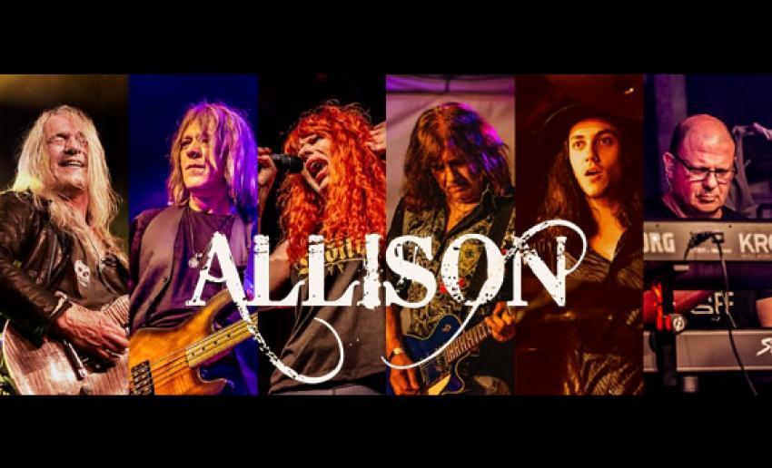 ALLISON - Nach 25 Jahren wieder da