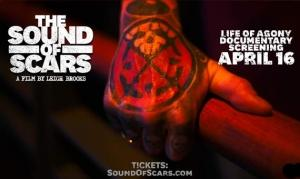 LIFE OF AGONY zeigen emotionalen Dokumentarfilm «The Sound Of Scars»