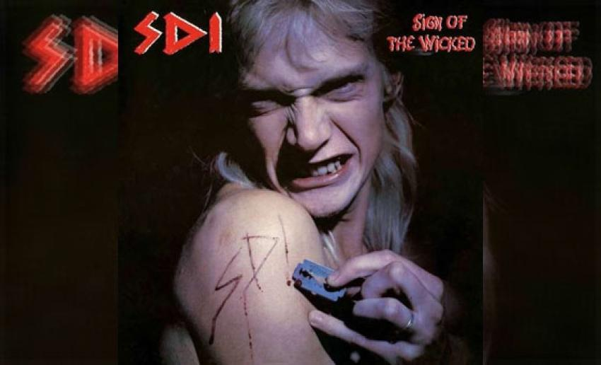 SDI – Sign Of The Wicked (Re-Release)