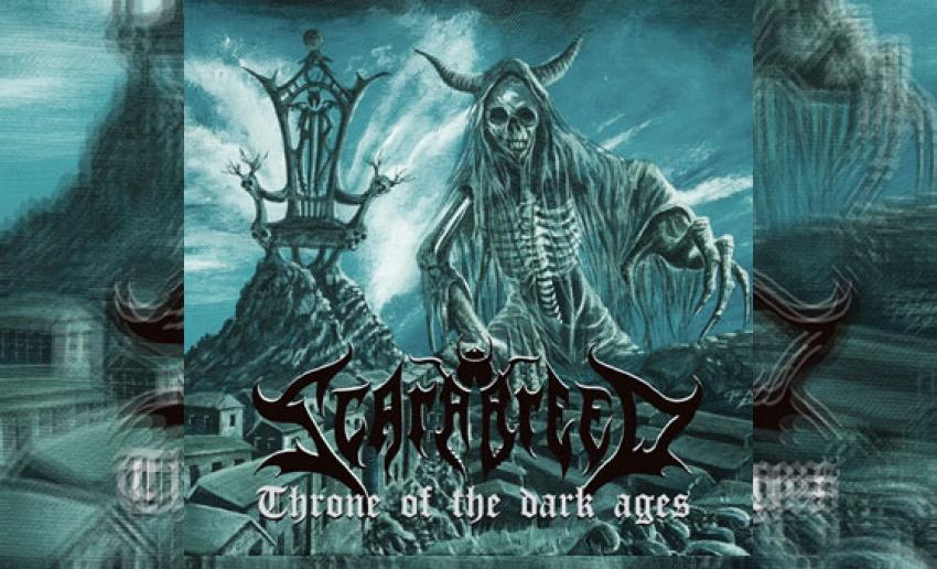 SCARABREED  - Throne Of The Dark Ages