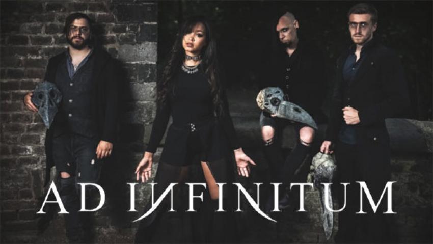 AD INFINITUM - Vom Fan zur Sängerin