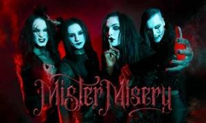MISTER MYSERY veröffentlichen neue Single/Video
