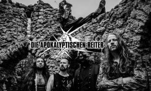DIE APOKALYPTISCHEN REITER zollen mit «Nachtblume» dem atmosphärischen Black Metal Tribut