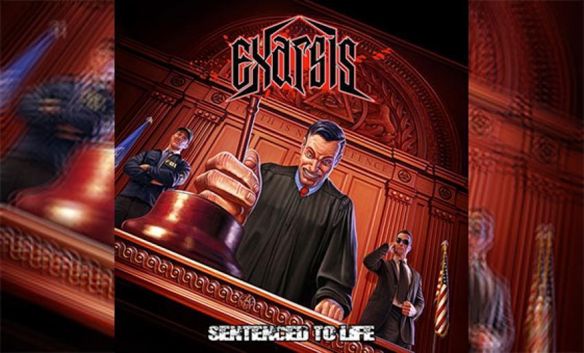 EXARSIS – Sentenced To Life