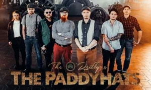THE O'REILLYS AND THE PADDYHATS präsentieren «Ferryman (10 Year Version)» aus neuem Album