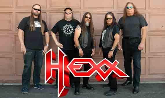 HEXX – ...als Kirk Hammett noch freundlich war