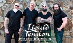 LIQUID TENSION EXPERIMENT stellen Video für zweite Single