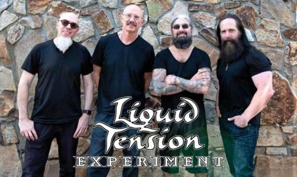 LIQUID TENSION EXPERIMENT stellen Video für zweite Single «Beating The Odds» vor