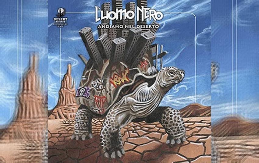 L'UOMO NERO - Andiamo Nel Deserto (EP)