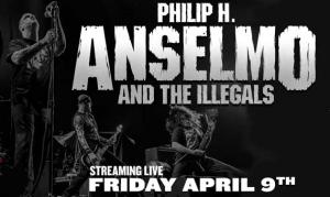 Phil Anselmo & The Illegals - King Parrot (Live-Stream)