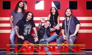 HARDLINE mit neuen Album und Clip «Fuel To The Fire»