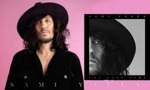 SAMI YAFFA (New York Dolls, Hanoi Rocks, Michael Monroe Band) mit neuem Clip vom Solo-Album
