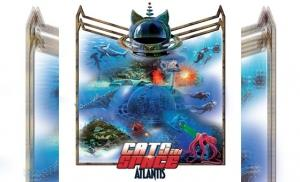CATS IN SPACE – Atlantis