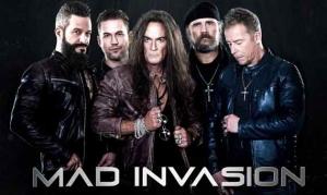 MAD INVASION veröffentlichen Video zu «Walking In The Shadows»