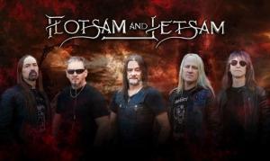 FLOTSAM AND JETSAM veröffentlichten Titeltrack vom neuen Album «Blood In The Water» als Clip