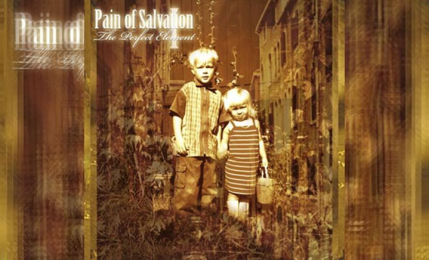 PAIN OF SALVATION - The Perfect Element Pt.1 (Re-Release)