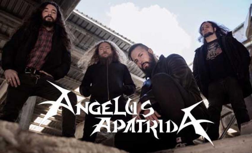 """ANGELUS APATRIDA veröffentlichen ein neues Single- und Lyric-Video für """"The Age Of Disinformation"""" vom kommenden selbstbetitelten Album!"""