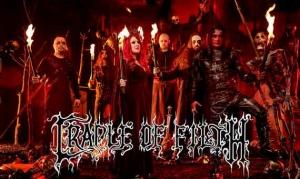 CRADLE OF FILTH veröffentlichen weiteres Musikvideo «Necromantic Fantasies»