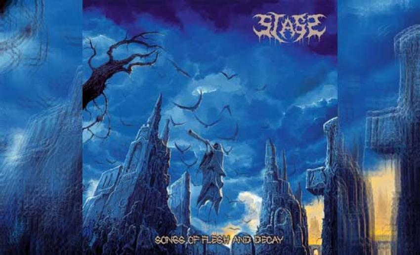 STASS - Songs Of Flesh And Decay