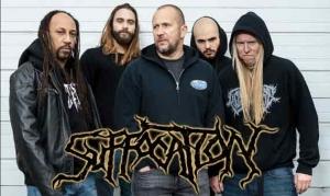 SUFFOCATION veröffentlichen Video zur zweiten Single «Pierced From Within»