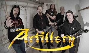 ARTILLERY mit Video zur neuen Single «Turn Up The Rage»