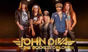 JOHN DIVA & The Rockets Of Love mit neuem Clip «Voodoo, Sex and VVampires»