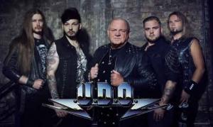 U.D.O. kündigen Album an und bringen ersten Clip «Metal Never Dies»