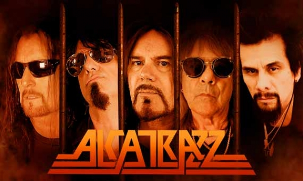 ALCATRAZZ - Keine Graham Bonnet Cover-Band
