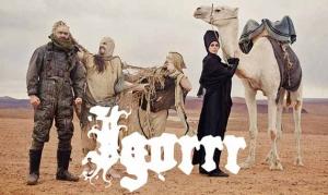 IGORRR veröffentlichen Live-Video zu «Camel Dancefloor»