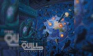 THE QUILL – Earthrise