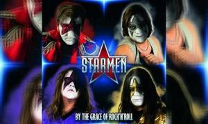 STARMEN – By The Grace Of Rock'n Roll