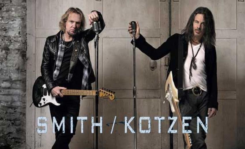 ADRIAN SMITH & RICHIE KOTZEN: Transatlantische Rock-Ikonen veröffentlichen erstes gemeinsames Album!