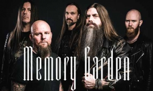 MEMORY GARDEN zeigen neuen Videoclip «1349» als Titesong vom neuen Album