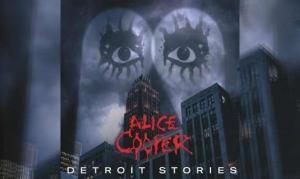 ALICE COOPER – Detroit Stories