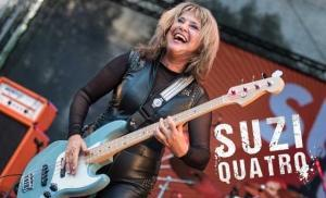 SUZI QUATRO mit neuem Studioalbum «The Devil In Me» am 26. März 2021