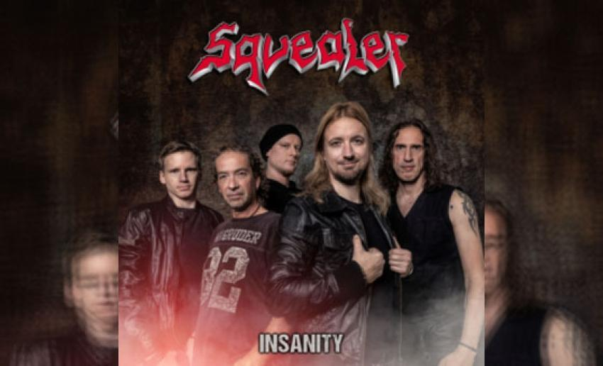 SQUEALER – Insanity