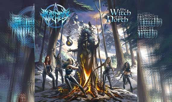 BURNING WITCHES – The Witch Of The North