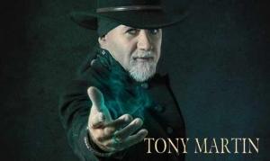 TONY MARTIN (Ex-Black Sabbath) kündigt Soloalbum an