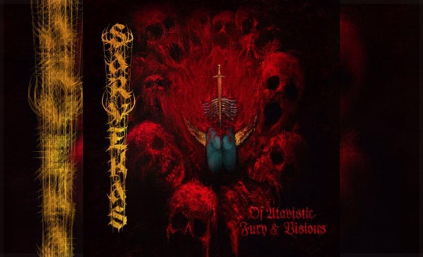 SARVEKAS – Of Atavistic Fury & Visions (EP)