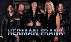 HERMAN FRANK – Musik in der DNA