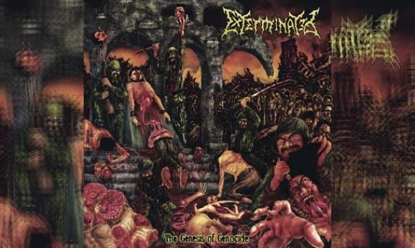 EXTERMINATED – The Genesis Of Genocide