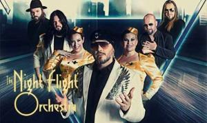 THE NIGHT FLIGHT ORCHESTRA begrüssen den Sommer mit ihrer neuen Single «Burn For Me»