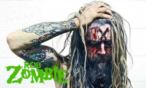 ROB ZOMBIE veröffentlicht «The Eternal Struggles Of The Howling Man»