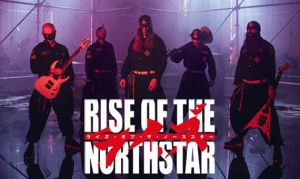 RISE OF THE NORTHSTAR präsentieren brandneues Live-Video zu «Again And Again»