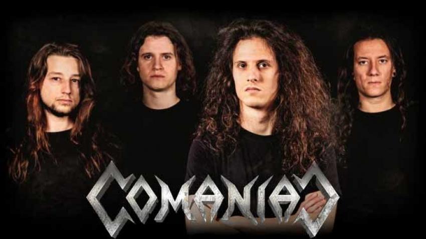 COMANIAC können endlich die Release-Show zum Album «Holodox» spielen