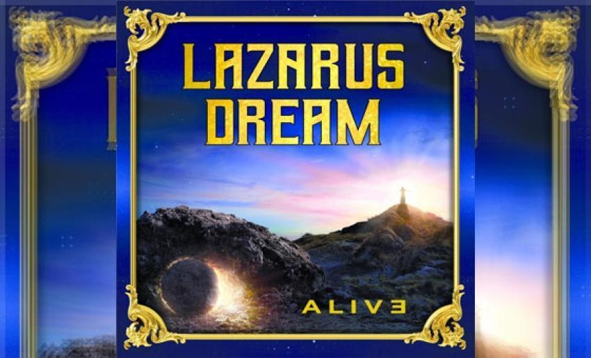 LAZARUS DREAM - ALIVE