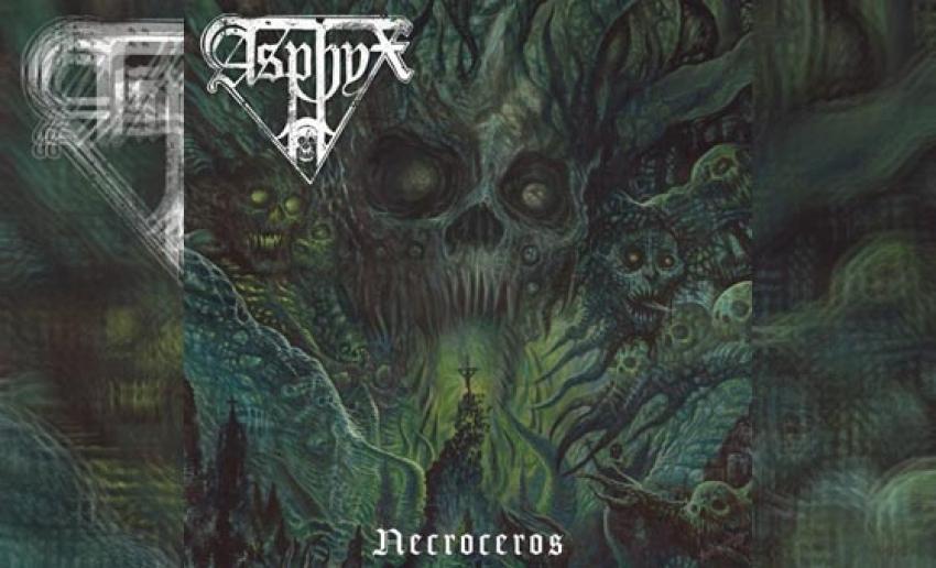 ASPHYX - Necroceros